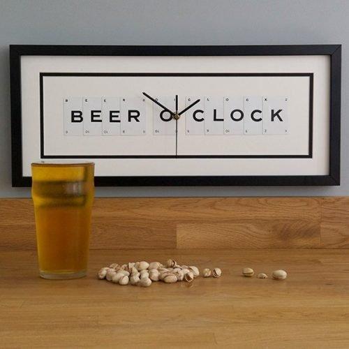 Beer O Clock - copper hands