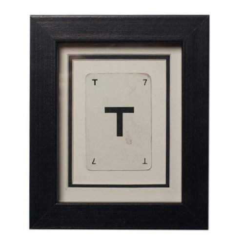 T - Initial frame