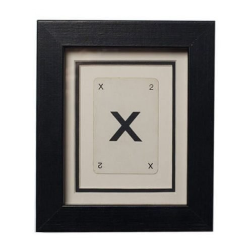 X - Initial frame