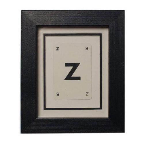 Z - Initial frame