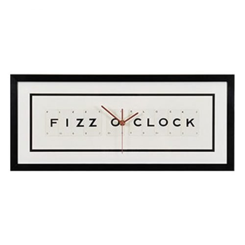 Fizz O Clock - copper hands
