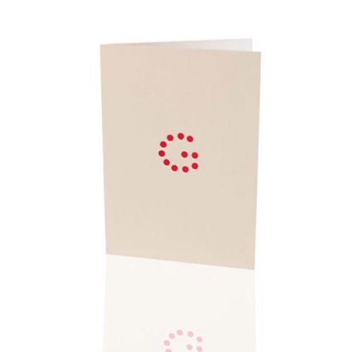 Letter G - dice card