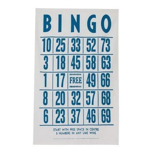 Bingo tea towel