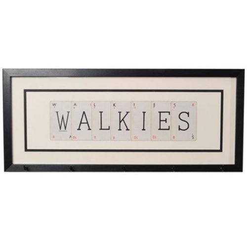 Walkies dog lead rack