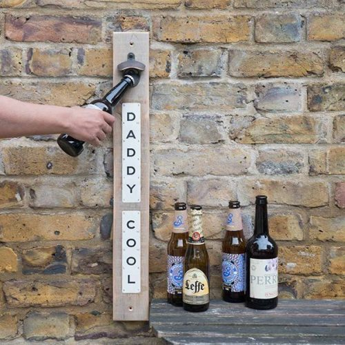 Daddy Cool magnetic bottle opener